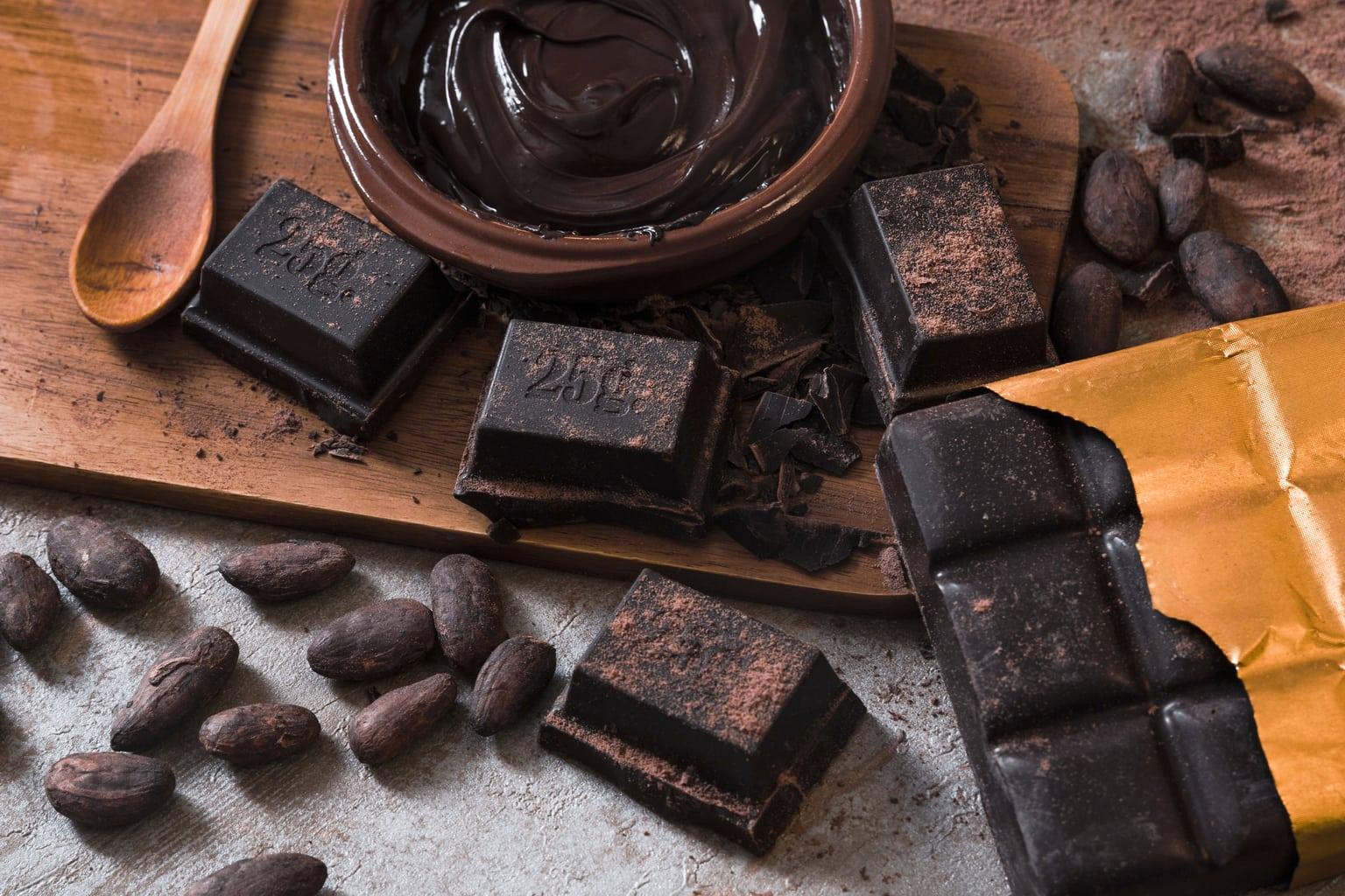 Es el chocolate realmente beneficioso?